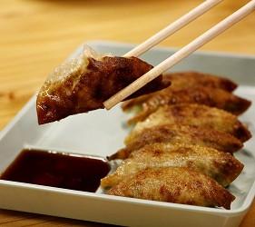日本高知縣屋台煎餃