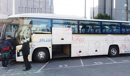 專車直達大江戶溫泉物語雷歐瑪度假村