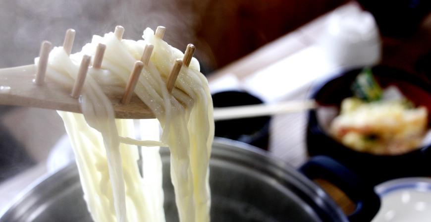 烏龍麵學校DIY製麵體驗