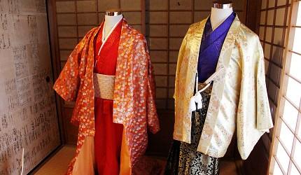 日本高知縣岡御殿和服租借拍照體驗