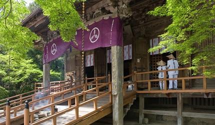 日本四國竹林寺
