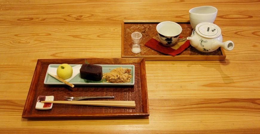 日本高知縣下午茶土佐茶CAFE