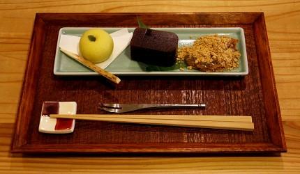 日本下午茶生菓子