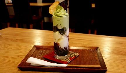 日本下午茶聖代