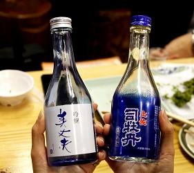 日本高知縣當地清酒美丈夫司牡丹