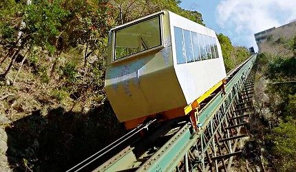 祖谷溫泉纜車