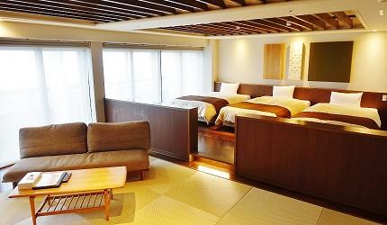 大江戶溫泉物語雷歐瑪度假村高級和洋式套房
