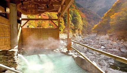 四國自由行搭乘觀光巴士「KOTOBUS IYA VALLEY」前往德島祖谷享受秘境溫泉