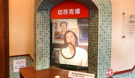 四國「小豆島」必去景點「二十四隻眼睛映畫村」裡的松竹館電影院