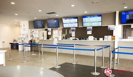 四國「小豆島」推薦觀光一日遊從神戶港搭乘「Jumbo Ferry」辦理購票