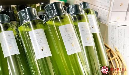 四國「小豆島」的必買伴手禮「橄欖化妝水」