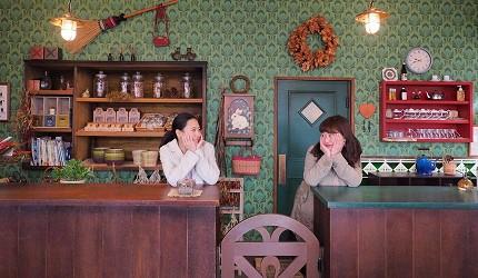 四國「小豆島」必去景點「小豆島橄欖公園」裡的雜貨屋
