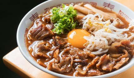 德島市官方觀光網站「Fun!Fun!TOKUSHIMA」的美食推薦德島拉麵店家「春陽軒」