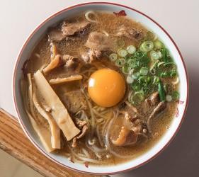 德島市官方觀光網站「Fun!Fun!TOKUSHIMA」的美食推薦德島拉麵店家「いのたに本店」
