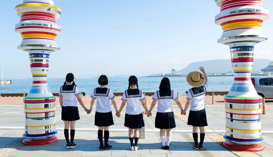 2019瀨戶內國際藝術祭作品瀬戸内少女歌劇團
