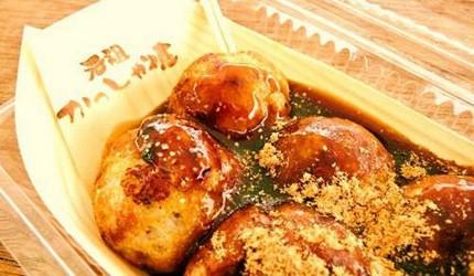 日本香川咖哩雞肉章魚燒