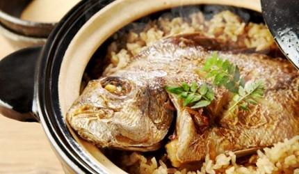日本爱媛鲷鱼饭