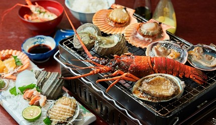 日本德岛海贼料理