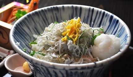 日本愛媛吻仔魚丼