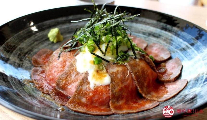 高知美食必吃推薦夢幻和牛土佐褐毛牛烤牛肉丼飯