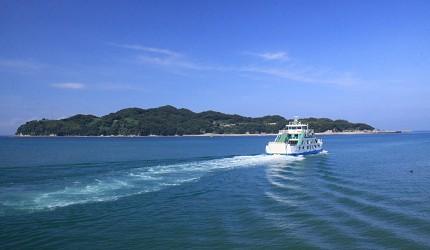 四國愛媛新居濱市景點MarinePark新居濱