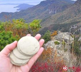 四国「小豆岛」必去红叶秘境「寒霞溪山谷」的一景
