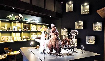 四国「小豆岛」必去景点人物模型界公认最大的艺廊海洋堂