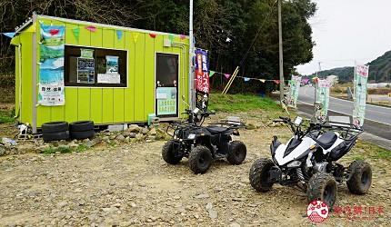 高知必玩6大戶外活動推薦-騎乘小型越野車Buggy